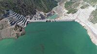 Cumhurbaşkanı Erdoğan'ın açılışını yaptığı Çetin Barajı'nın ekonomiye getirisi 30 milyon dolar