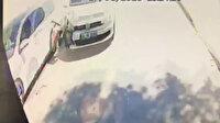 Bursa'da 6 kişinin yaralandığı kaza otobüs kamerasına böyle yansıdı