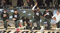 Siyah öfke spor camiasına sıçradı: NBA durma noktasına geldi