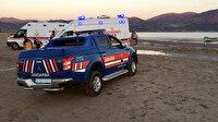 Yüzme bilmeden göle giren 5 kişiden 2 kardeş boğularak hayatını kaybetti