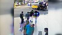 Adana'da üniversiteli kızın cüzdanını çalan yankesiciler kamerada