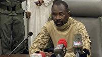 Mali'de askeri darbenin lideri olan Goita, darbeciler tarafından 'cumhurbaşkanı' ilan edildi