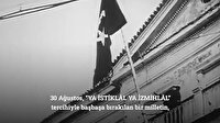 Cumhurbaşkanı Erdoğan'dan anlamlı 30 Ağustos paylaşımı: Ya istiklal ya izmihlal