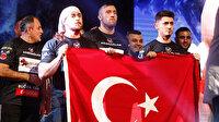 """Muay Thai şampiyonu Buğra Tugay Erdoğan: """"Hayatımın en güzel anıydı"""""""