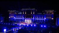 Cumhurbaşkanlığı Külliyesi'nde 30 Ağustos Zafer Bayramı konseri