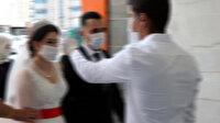 Vali Yerlikaya açıkladı: Düğünlerde alınan yeni koronavirüs tedbirleri yürürlüğe girdi