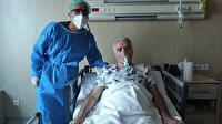 Plazma tedavisiyle koronavirüsü yendi, yaşadıklarını anlattı: Bir nefes için servetinizi veriyorsunuz