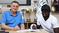 Hatayspor Senegalli santrfor Mame Diouf'u transfer etti