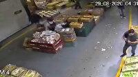 Pazarda haraç vermeyi kabul etmeyen esnafa sokak ortasında infaz