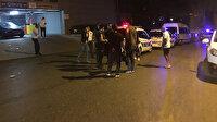 Kadıköy'de gasp olayına müdahale eden polis karnından bıçaklandı
