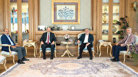 MÜSİAD'dan Albayrak'a ziyaret: MÜSİAD EXPO Fuarına davette bulunuldu