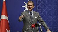 AK Parti Sözcüsü Ömer Çelik: ABD'nin Rumlara uyguladığı silah ambargosunu kaldırması yanlış bir karardır