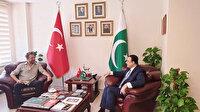 Diriliş Ertuğrul dizisinin başrol oyuncusu Engin Altan Düzyatan Pakistan yolcusu: Cami açılışına katılacak