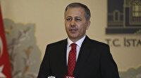 İstanbul Valisi Yerlikaya'dan Kovid-19 temaslı vatandaşlara çağrı: Allah rızası için dışarı çıkmayın