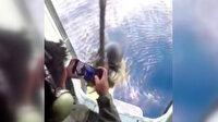 Meksika donanmasından 2.9 ton kokain yüklü tekneye operasyon