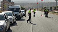 Tunceli'de polis aracı kaza yaptı: 1 polis memuru yaralandı