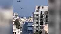 Tatbikat sonrası Rum medyası panikledi: Türk helikopteri Girne semalarında