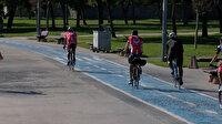 Florya sahilinde bakımsız yaya ve bisiklet yolu isyanı