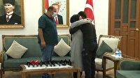 HDP önünde evlat nöbeti tutan ailelerin çığlığı PKK'yı bitirme noktasına getirdi: Bir aile daha evladına kavuştu