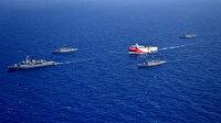 Üçüncü sondaj gemisi geliyor: Kanuni Akdeniz'e açılacak