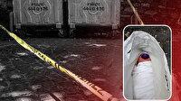 İstanbul'da akılalmaz olay: 2 aylık bebeği çöp konteynerine bıraktılar
