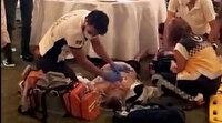 Muğla'da acı olay: Oğlunun düğününde kalp krizi geçirdi, o anlar kameralara yansıdı