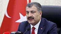 Bakan Koca, yatak doluluk oranlarını açıkladı: Türkiye genelinde yatak doluluk oranı yüzde 52