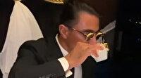 Nusret'in altınlı cappucino akımına Cüneyt Özdemir yorumu: Adam daha fazla nasıl kazıklanabilirim diyor Nusret kardeşimiz  de cappuccinoyu altına buluyor