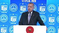 Cumhurbaşkanı Erdoğan: Millet kıyama kalktığında darbecilerin tankı da, topu da hiçbir işe yaramıyor