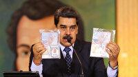 Venezuela Devlet Başkanı Maduro açıkladı: Amerikalı casus yakaladık