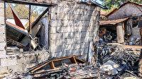 Tapulu arazisi diye sokağı kapattı, davayı kazanan kişinin evini ve arabasını yaktı