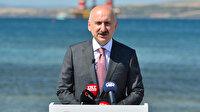 Ulaştırma ve Altyapı Bakanı Adil Karaismailoğlu: 21 Aralık'ta Kuzey Marmara Otoyolu'nun tamamını tamamlamış olacağız