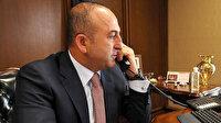 Dışişleri Bakanı Çavuşoğlu, ABD'li mevkidaşı Pompeo ile telefonda görüştü