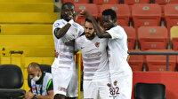 Ligin yeni takımı Hatayspor son şampiyon Başakşehir'i puansız gönderdi