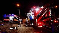 İzmir'de göçük faciası: İki kişi kurtarıldı, üç kişi aranıyor