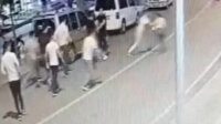 16 yaşındaki gencin hayatını kaybettiği dehşete düşüren kavga kamerada