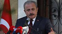 TBMM Başkanı Mustafa Şentop'tan usta gazeteci Osman Akkuşak için başsağlığı mesajı