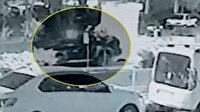 Karabük'te erkek arkadaşına kızan kadın seyir halindeki araçtan atladı