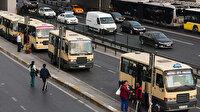 Minibüsçüler ayakta yolcu için altı koltuk ile yüzde 35 zam istiyor!