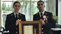 Uzman Çavuş Mehmet Karaalp'e Devlet Övünç Madalyası verildi: İki kez gazi oldu mesleğini bırakmadı