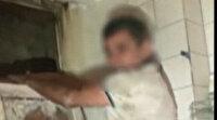İstanbul'da tuvalet penceresinden kaçmaya çalışan hırsız polis kamerasına yakalandı