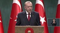 Cumhurbaşkanı Erdoğan: Yerli aşıda insan üzerindeki deneme çalışmaları önümüzdeki aylarda...