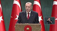 Cumhurbaşkanı Erdoğan: Riyakarlığını, çıkarcılığını burada ispatlayan ülkeler dünyaya hak dağıtamaz