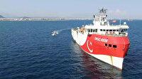 MTA Oruç Reis gemisinin kaptanı Cankat Uzşen ilk kez konuştu: Hayal ederdik, gerçek oldu