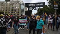Kolombiya'da hükümete karşı protesto: Halk sokaklara indi