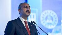 Adalet Bakanı Gül'den hakim ve savcı adaylarına sınav ilanı müjdesi