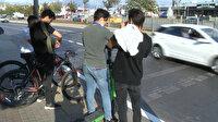 İstanbul'da katliam gibi kaza: Elektrikli scooter'la yaya geçidinden geçerken otomobil çarpan genç hayatını kaybetti