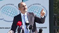 Adalet Bakanı Gül'den trafikte olay çıkaran sarhoş hakim mesajı: Adliyelerde yeri yok