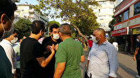 Polisin ceza yazıp maske verdiği kişi, 5 dakika sonra yine maskesiz yakalandı