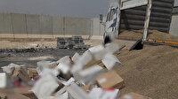 Arpa yüklü kamyonda gizlenmiş 37 bin 500 paket kaçak sigara bulundu